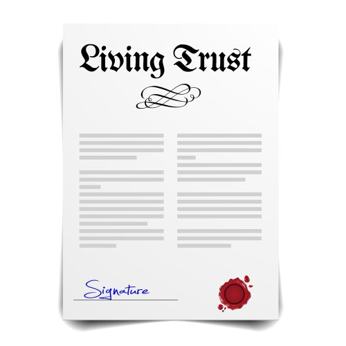 living - trust